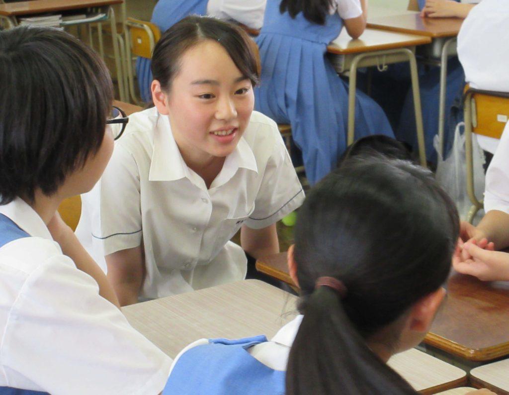 第2回中学生体験入学